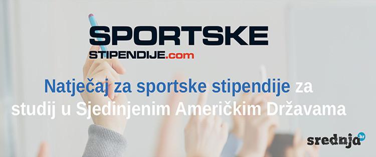 Natječaj za sportske stipendije