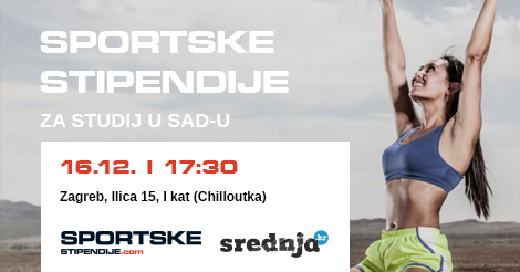 Predavanje u Zagrebu na temu sportskih stipendija za studij u SAD-u
